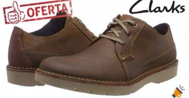 oferta Zapatos Clarks Vargo Plain baratos SuperChollos