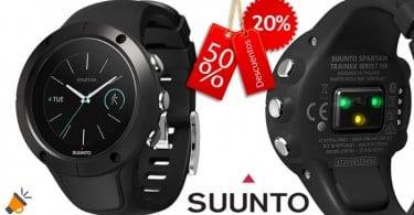 oferta Suunto Spartan Trainer Wrist HR barato SuperChollos