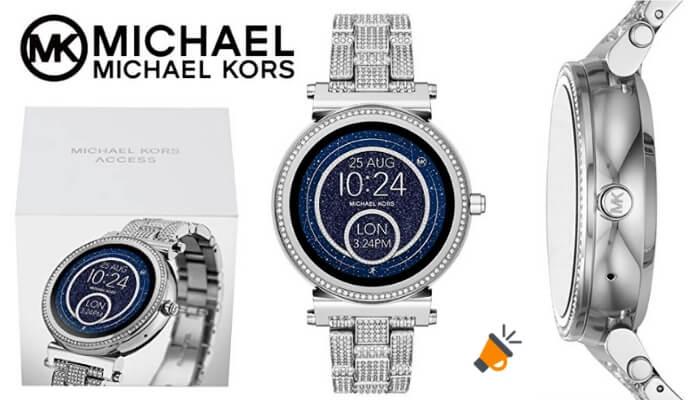 oferta Michael Kors Reloj Mujer barato SuperChollos