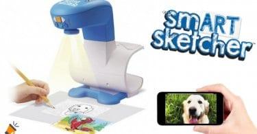 oferta Smart Sketcher Proyector barato SuperChollos