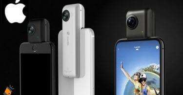 oferta insta360 Nano s ca%CC%81mara para iPhone barata SuperChollos