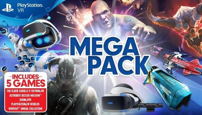 oferta megapack PlayStation VR barato SuperChollos