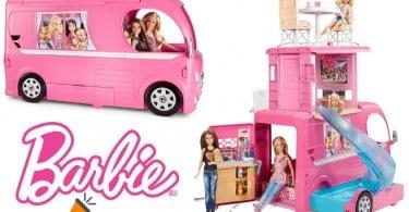 oferta Barbie Caravana barata SuperChollos
