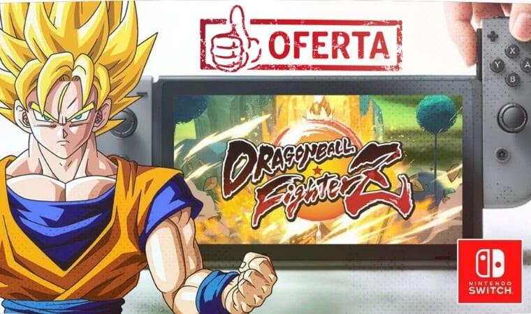 oferta Dragon Ball FighterZ barato SuperChollos