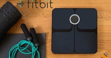 oferta Fitbit Aria 2 Ba%CC%81scula wifi barata SuperChollos