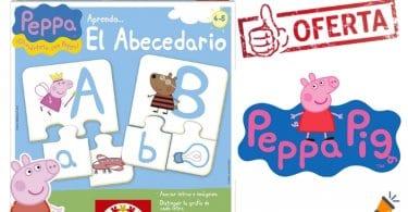 oferta Peppa Pig Aprendo el abecedario barato SuperChollos