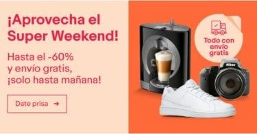 Super Weekend Ebay SuperChollos