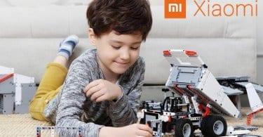 oferta Xiaomi Mitu Camio%CC%81n Minero de Bloques brato SuperChollos