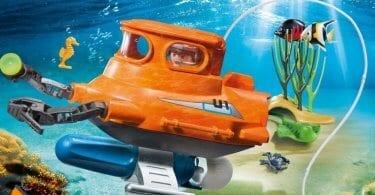 OFERTA Playmobil Submarino con Motor BARATO SuperChollos