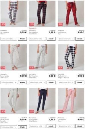 pantalones women secret SuperChollos