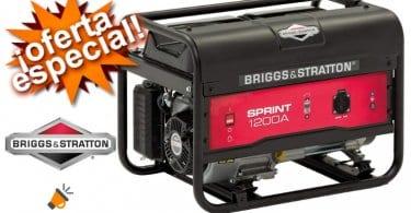 oferta Briggs Stratton SPRINT 1200A generador barato SuperChollos