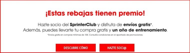 sprinter SuperChollos