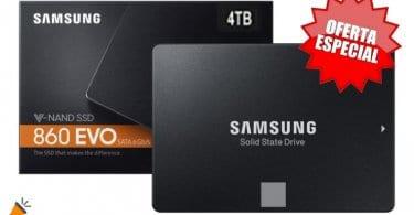 OFERTA Samsung 860 EVO BARATO SuperChollos