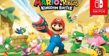 oferta Mario Rabbids Kingdom Battle barato1 SuperChollos