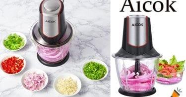 oferta Aicok Picadoras de Carne barata SuperChollos