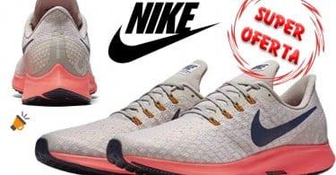 oferta NIKE Air Zoom Pegasus 35 Zapatillas de Running baratas SuperChollos