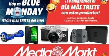 ofertas blue monfay mediamarkt SuperChollos