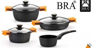 oferta BRA Efficient Bateri%CC%81a De Cocina barata SuperChollos