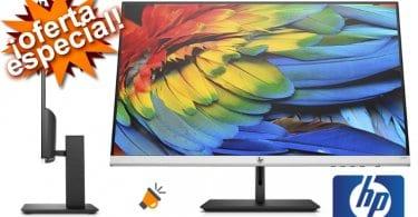oferta HP 27fh Monitor barato SuperChollos