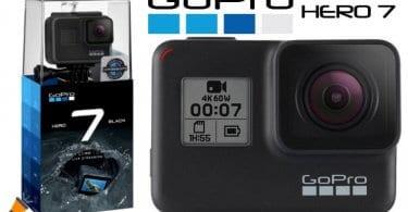 oferta GoPro HERO7 Black Ca%CC%81mara de accio%CC%81n barata SuperChollos