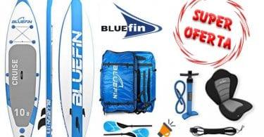 oferta kit bluefin tabla surf barata SuperChollos