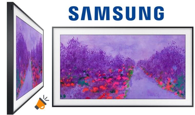 oferta Samsung The Frame 2018 65LS03NAU Smart TV barata SuperChollos