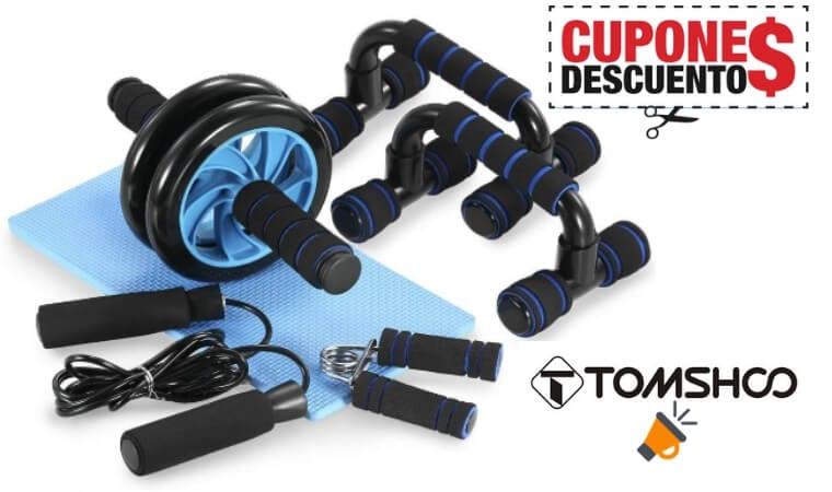 oferta Kit de entrenamiento 5 en 1 Tomshoo barato SuperChollos