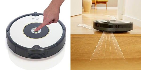 Robot Aspirador Roomba 605 barato SuperChollos