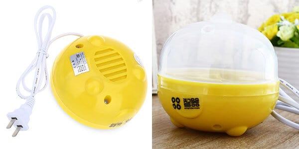 Mini Hervidor de huevos ele%CC%81ctrico SuperChollos