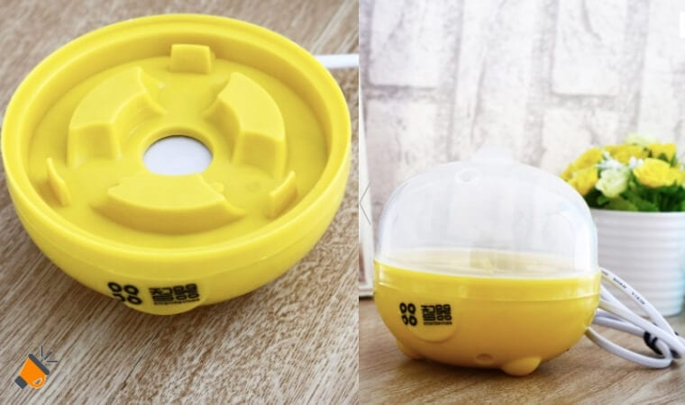 oferta Mini Hervidor de huevos ele%CC%81ctrico barato SuperChollos