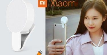 oferta Mini Foco LED Xiaomi Yuemi barato SuperChollos