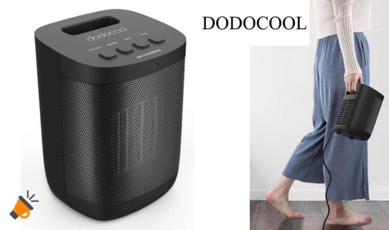 oferta dodocool Calefactor Electrico barato SuperChollos