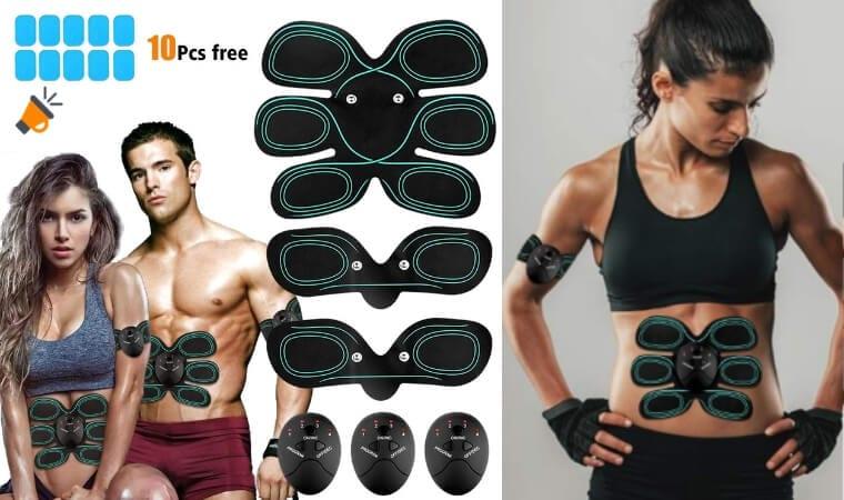 oferta Electroestimulador Muscular zociko barato SuperChollos
