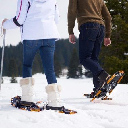 Raquetas de nieve ENKEEO baratos SuperChollos