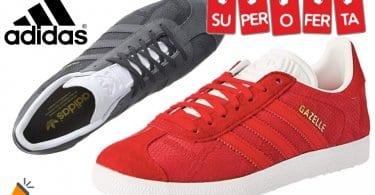 oferta adidas Gazelle W zapatillas baratas SuperChollos