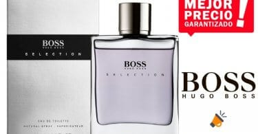 oferta Hugo Boss Boss Selection colonia barata SuperChollos