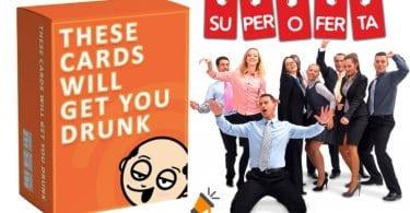 oferta Get you Drunk juego cartas barato SuperChollos