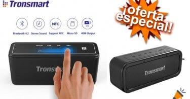oferta Tronsmart Force Altavoz Bluetooth barato SuperChollos