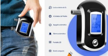 oferta Alcoholi%CC%81metro Digital barato SuperChollos