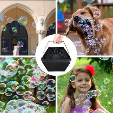 Ma%CC%81quina de burbujas Virhuck barato SuperChollos