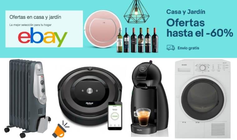 home week ebay SuperChollos