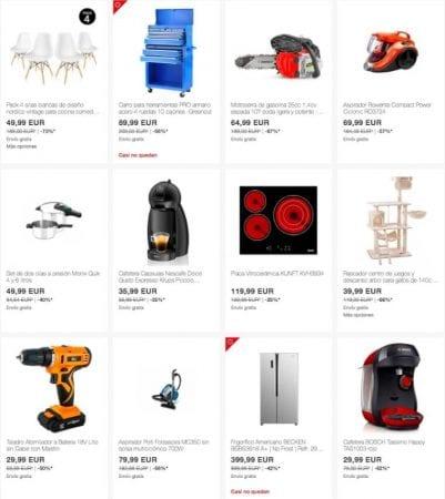 ofertas Home Week de eBay SuperChollos