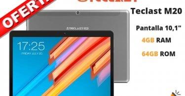 oferta TECLAST M20 tablet barata SuperChollos
