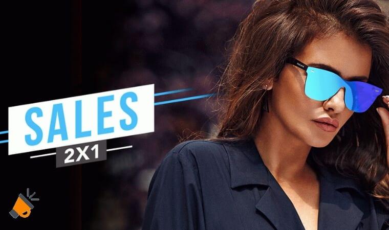Correctamente Sip Componer  BRU-TAL! 2x1 + 10% DTO. EXTRA en Gafas de Sol Hokana 😎
