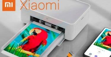 oferta Impresora fotogra%CC%81fica Xiaomi Mijia barata SuperChollos