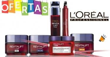 oferta LOre%CC%81al Revitalift Laser baratas SuperChollos