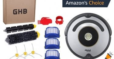 oferta Roomba Serie 600 repuestos baratos SuperChollos