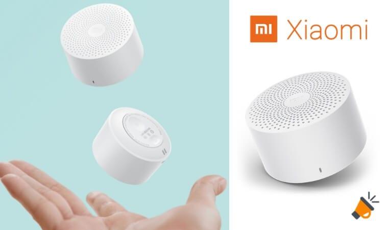 oferta Mini altavoz porta%CC%81til Xiaomi XiaoAI barato SuperChollos