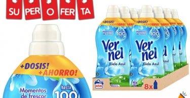oferta pack Vernel Suavizante barato SuperChollos