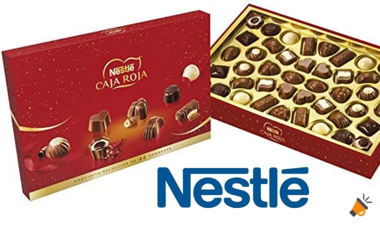 oferta bombones Nestle%CC%81 Caja Roja baratos SuperChollos